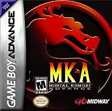 Mortal Kombat Advance Nintendo by Midway