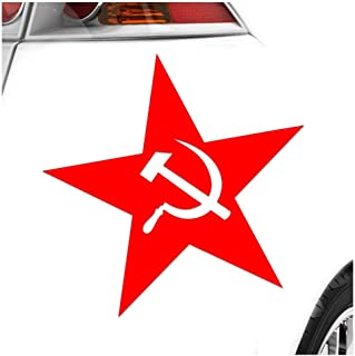 Suchergebnis Auf Für Kommunismus Aufkleber Merchandiseprodukte Auto Motorrad