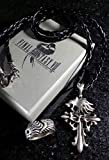 Final Fantasy VIII Squall Griever Necklace & Ring   FF8 Kingdom Hearts Cosplay Dissidia Cloud Serah Anime