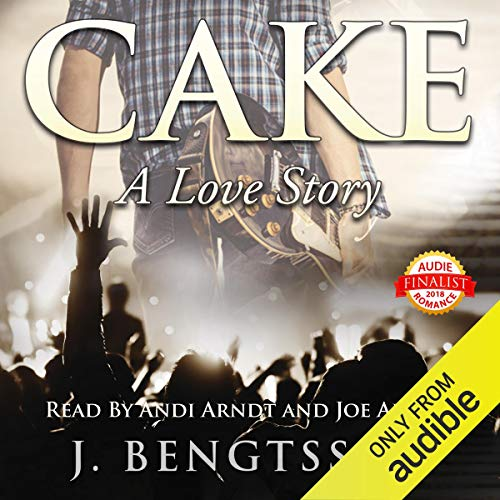 Cake  By  cover art