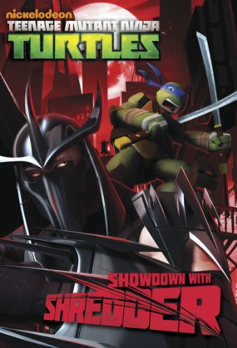 Showdown With Shredder Teenage Mutant Ninja Turtles Kindle
