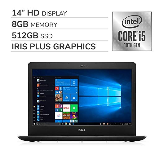 "Dell Inspiron 2020 Premium 14"" HD Laptop Notebook..."