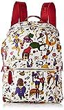 piero guidi Backpack, Borsa a Zainetto Donna, Bianco (Neve), 24x31,5x12,5 cm (W x H x L)