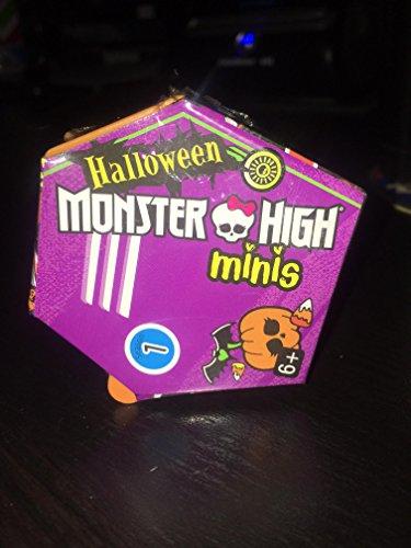 Jamn Monster High Halloween Mini