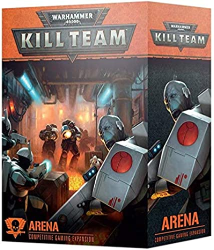 Kill Team  Arena – Competitive Gaming Expansion (English)