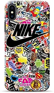 Inspired by Nike phone case Nike iPhone case 7 plus X XR XS Max 8 6 6s 5 5s se Nike Samsung galaxy case s9 Plus note 9 8 s8 s7 edge s6 s5 s4 gift art cover poster stickers logo print plastic