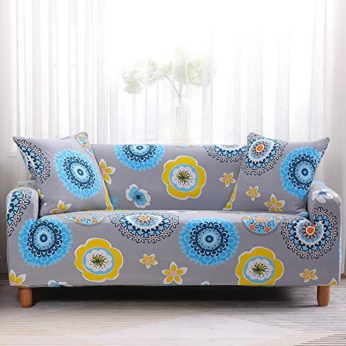 HXTSWGS Fundas de sofá para Perros,Funda de sofá elástica, Funda de sofá de Banco de Silla elástica, Funda Protectora de Perro mascota-Color14_235-300cm