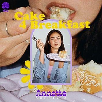 cake 4 breakfast