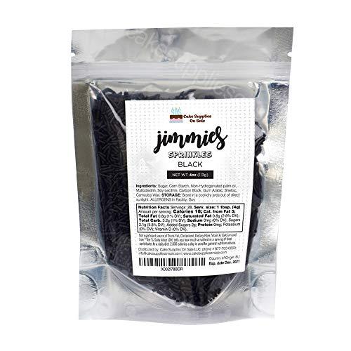 Jimmies - Black