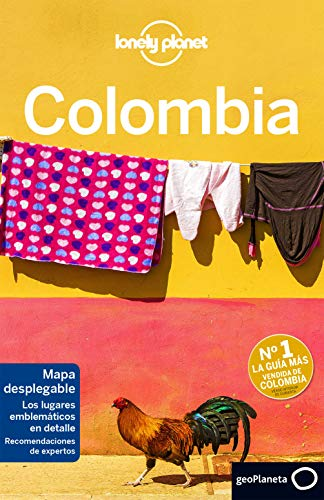 Lonely Planet Colombia (Guías de País Lonely Planet)
