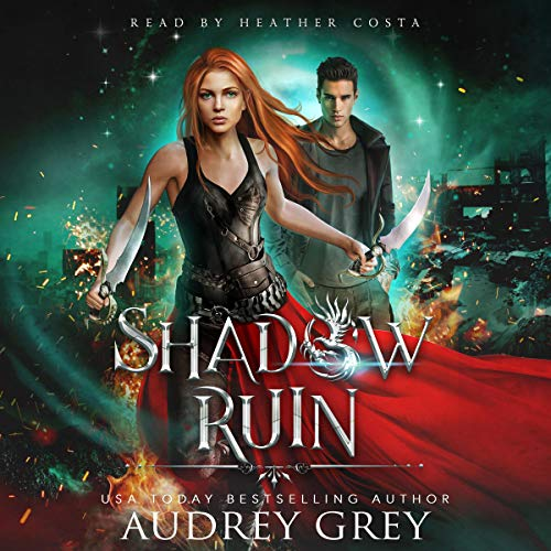 Shadow Ruin: Shadow Fall, Book 3