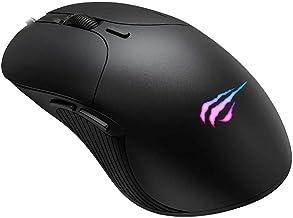 Mouse Gamer RGB havit MS1020 Macros Programáveis por software 7 Teclas 800-1200-1600-2400-3200-4200 DPI Design Ergonômico,...