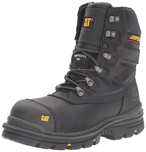 Caterpillar Men's Premier 8' Waterproof TX Comp Toe...