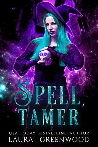 Spell Tamer Paranormal Criminal Investigations Laura Greenwood paranormal romance mystery reverse harem