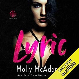 Lyric audiobook cover art