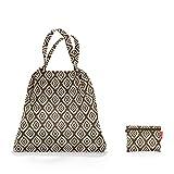 reisenthel mini maxi loftbag 64 x 48 x 13 cm 25 Liter diamonds mocha