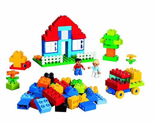 LEGO Duplo Steine & Co. 5507 - Deluxe Steinebox