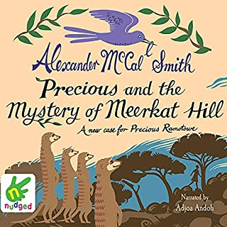 Precious and the Mystery of Meerkat Hill cover art