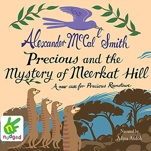 Precious and the Mystery of Meerkat Hill audiobook cover art