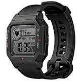 Amazfit Neo Smartwatch Deportivo - Pantalla STN 1.2', Sensor Óptico Biotracker PPG, 3 Modos Deportivos, Resistente Agua 5ATM, 160mAh, Pantalla Always ON, 28 Días Uso Diario