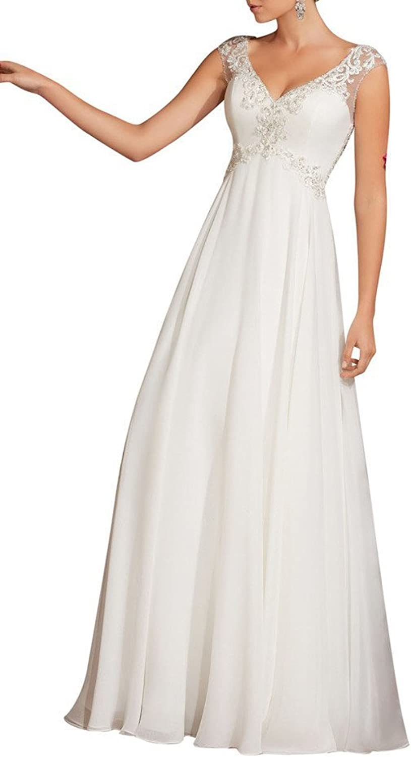 Angel Bride 2015 White Illusion Wedding Dresses with Court Train