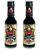 Juego de 2 botellas de esencia de Vanilla, 155 ml, para Hornear Cóctel Bebida Postre, con extracto de vainilla