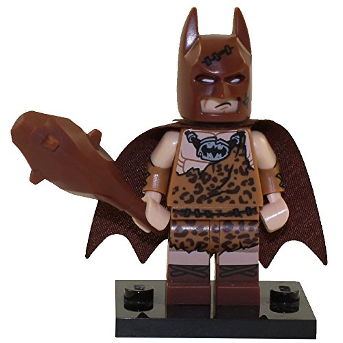 LEGO Batman Movie Series 1 Minifigura coleccionable - Clan de la Cueva Batman (71017)