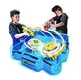 Spinner Mad Deluxe con 2 Pistolas 2 Trompos y Arena