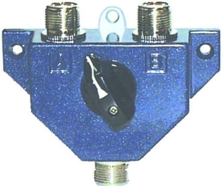 差し控える悔い改めモードMFJ-1702 アンテナスイッチ HF/VHF/UHF 2ポス