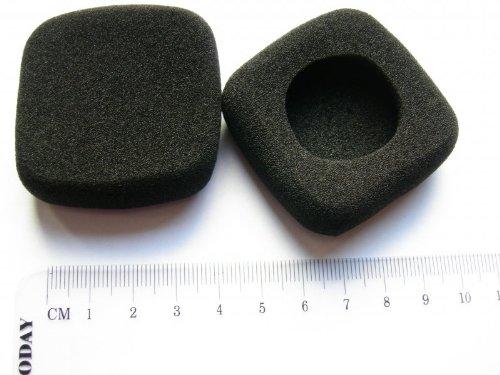WEWOM 2 vervanging schuimrubber oorkussens voor Bang & Olufsen Play Form 2 koptelefoon