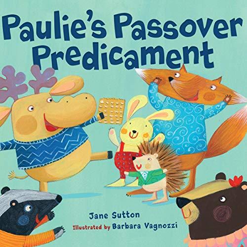 Paulie's Passover Predicament cover art