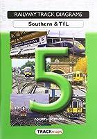 Railway Track Diagrams, Book 5 – Southern & TfL