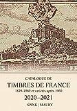 Catalogue de Timbres de France 2020
