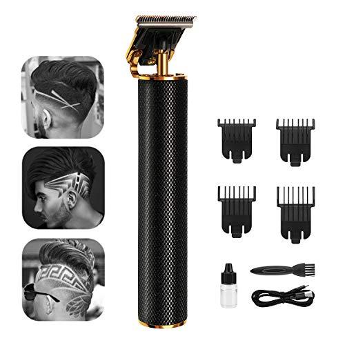 Beard Trimmer, Barttrimmer Herren Bartschneider Bart Trimmer Haarschneide Maschine Herren Haartrimmer Haarschneider Bodygroomer Wasserdichter 5 In 1 von Wirhaut