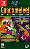 Two incredible games in one package! The ultimate Guacamelee! experience. Non-stop fighting action with an extensive move list and advanced combo engine. Swap seamlessly between Living and Dead worlds to outwit impossible terrain. Drop in/out local c...