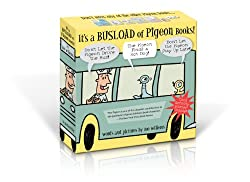 Busload of Pigeon Books