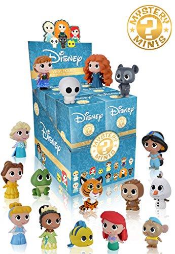 Mystery Mini: Disney: Princesas: una figura al azar