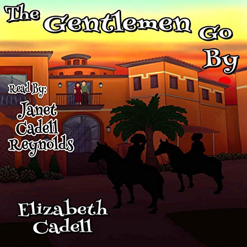 The Gentlemen Go By audiobook cover art