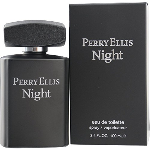 Perry Ellis Night Spray para Hombre, 3.4 Oz/100 ml