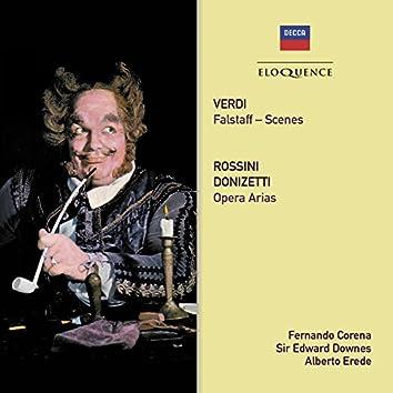 Verdi: Falstaff - Scenes