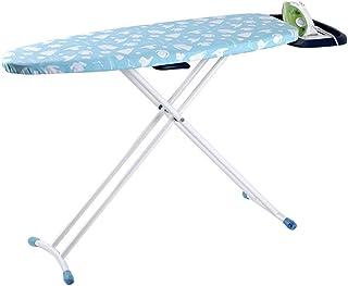 qx Escritorios Mesas Escritorio, tabla de planchar, hogar, plegable, transpirable, escritorio, placa de hierro eléctrica, ...