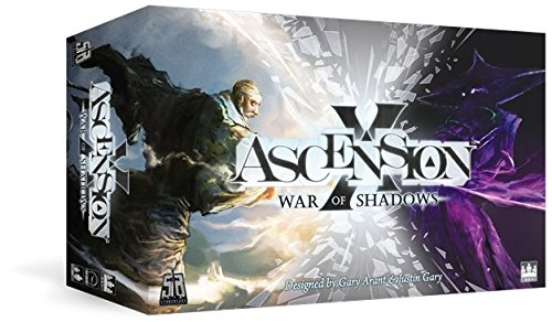 Ultra Pro UPE10071 - Ascension: War of Shadows - The Tenth set in the Ascension franchise
