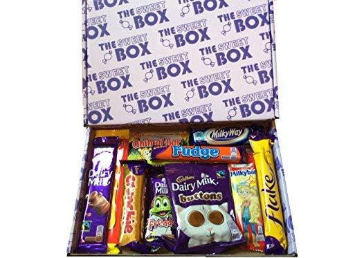 The Sweet Box Chocolate Selectio...