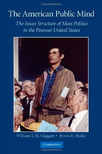 The American Public Mind: The Issues Structure of Mass Politics in the Postwar United Statesの詳細を見る