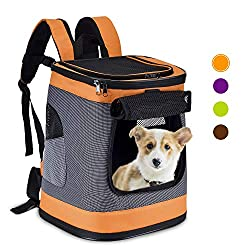 Pettom Pet Backpack for Dogs