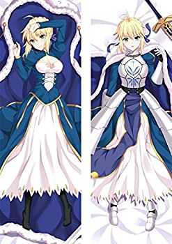 Tamengi Fate/Stay Night Saber Anime Dakimakura Body Pillow Cover 40x145cm  16X57 Inch