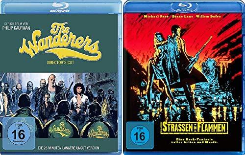 The Wanderers - Director's Cut + Straßen in Flammen [Blu-ray Set]