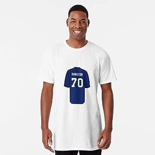 Woodrow Hamilton Jersey Tshirt long.