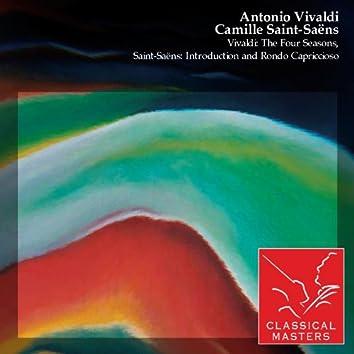 Vivaldi: The Four Seasons, Saint-Saëns: Introduction and Rondo Capriccioso