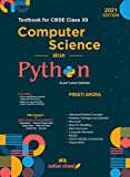 Best Python Book - Computer Science with Python : Textbook for CBSE Review